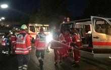 Đức: Tấn công bằng rìu trên tàu khiến hơn 20 người bị thương