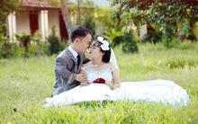 Ảnh cưới của chú rể lùn và cô dâu xinh đẹp tại Thanh Hóa