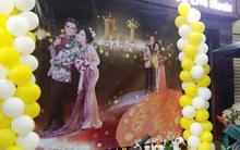 """Không gian tiệc cưới """"có một không hai"""" trong Vbiz của Thanh Bạch - Thúy Nga tối nay"""