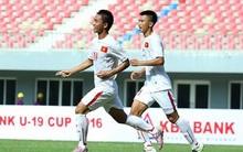 Bị thổi phạt đền gần cuối trận, U19 Việt Nam hòa tiếc nuối U19 Myanmar