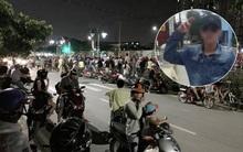 """7h tối, dân mạng ùn ùn kéo ra kênh Tân Hóa vì status """"tự thiêu"""" gây sốc của 1 thanh niên"""