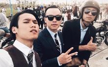 """Hôm nay, dân tình siêu choáng với """"500 anh em"""" mặc suit, cưỡi motor cực bảnh đi khắp Hà Nội"""