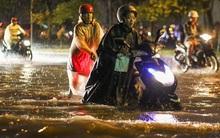 Sài Gòn lại ngập sau trận mưa thứ 3 liên tiếp, cây xanh gãy đổ khắp nơi
