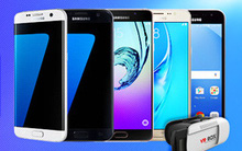 Mua sản phẩm Samsung nhận tiền mặt lên đến 2 triệu đồng tại Nhật Cường Mobile