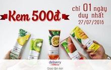 """Giới trẻ Hà thành háo hức """"về tuổi thơ"""" với que kem tuyệt ngon giá chỉ... 500đ"""