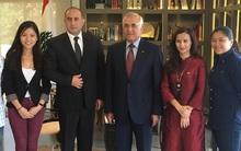 Lê Bình giải thích việc nhờ Lãnh sự ở Li-băng để vào Syria