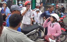 Tên cướp bỏ xe tháo chạy khi bị người phụ nữ truy đuổi ở Sài Gòn