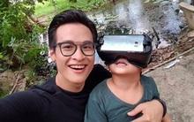 Sao Việt hào hứng dùng công nghệ tìm lại tuổi thơ