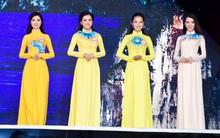 Những chiếc áo dài ấn tượng trong cuộc thi Hoa hậu Việt Nam 2016