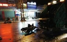 Quảng Nam: Lao vào đuôi xe chở rác trong đêm mưa, một thanh niên nguy kịch