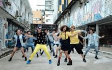 Hoàng Yến Chibi nhí nhảnh tại hậu trường quay clip Dance mới