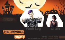 """6 lý do khiến teen Hà thành """"nóng hừng hực"""" cùng Halloween – The Zombies Night"""
