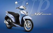 Đi tìm lý do vì sao phái đẹp mê mệt SH Mode 125cc mới ra mắt?
