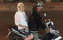 """Cụ bà 89 tuổi người Nga bất ngờ """"bị"""" ghen tị sau khi đến Việt Nam"""