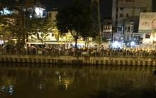 Sài Gòn: Xôn xao thông tin đôi nam nữ nắm tay nhau nhảy cầu tự tử?