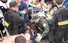 Vào mà xem CĐV Việt Nam giẫm đạp vì tấm vé trận Việt Nam - Indonesia