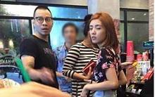 Sau loạt ồn ào quyết ra toà ly hôn, Lâm Á Hân lại bị bắt gặp... đi ăn với chồng