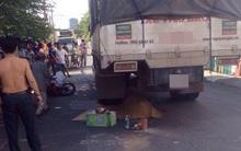 Cô gái trẻ bị xe tải cán tử vong trên phố Sài Gòn