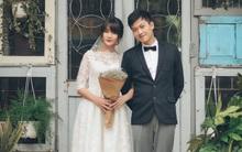 Trọn bộ ảnh cưới giản dị nhưng ngập tràn hạnh phúc của MC Trần Ngọc và 9x xinh đẹp