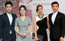 """Cặp đôi Song Song vẫn chưa phải """"ông vua bà hoàng"""" bất động sản của showbiz Hàn, mà là... Kwon Sang Woo"""