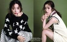 """Vượt mặt đàn chị, Irene - Seulgi (Red Velvet) được tôn vinh trong top """"4 biểu tượng sắc đẹp của châu Á"""""""