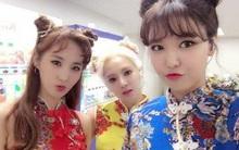 """Vừa mới """"đe dọa"""" TaeTiSeo, SooHyoYul đã bị chê là bộ ba bất tài nhất SNSD"""