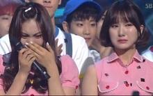 """G-Friend khóc sụt sùi vì đã """"diệt"""" hết các show âm nhạc"""