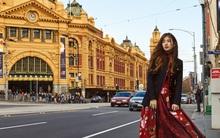 Suzy đẹp lộng lẫy, lãng mạn tại thành phố đáng sống nhất thế giới