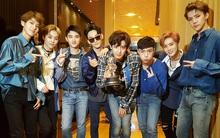 EXO đánh bại Black Pink, ẵm cúp với ca khúc bị cấm