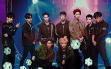 Trở lại như một cơn gió, EXO vẫn sáng nhất Kpop tháng 8
