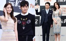 Yoona (SNSD) khoe vẻ đẹp trong trẻo, khoác tay tài tử điển trai Ji Chang Wook tình tứ trong sự kiện