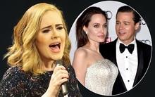 Tiết lộ bất ngờ của Adele về chuyện dành trọn show diễn cho Brangelina