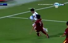 Sai lầm của trọng tài khiến U19 Việt Nam nhận bàn thua oan uổng trên chấm 11m?