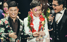 """Hot boy 18 tuổi Trung Quang chiến thắng """"Thần tượng Bolero"""""""