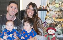 Messi-Antonella: Có những yêu thương không cần nói thành lời