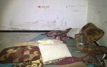 Hình ảnh ghê người ở trại nô lệ tình dục IS