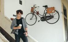 9x Hà Nội bỏ ĐH, trốn nhà vào Sài Gòn: Từ chạy bàn quán pizza đến nhà thiết kế nội thất