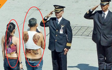 Đây chính là hình ảnh người thừa kế Hoàng gia Thái Lan trong lần ra nước ngoài gần đây