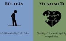 7 Lý do không thể đúng hơn chứng tỏ thà F.A còn hơn yêu sai người