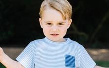 Hoàng tử nhí nước Anh cực đáng yêu trong loạt ảnh mừng sinh nhật lần thứ Ba