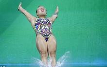 Màn nhảy cầu thảm họa được chấm 0 điểm của nữ VĐV người Nga ở Olympic