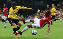 Mourinho đổ lỗi cho trọng tài khiến Man Utd thua sốc