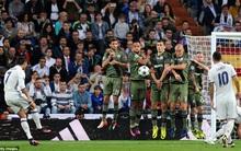Ronaldo tịt ngòi, Real Madrid vẫn đại thắng ở Champions League