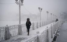 Thị trấn lạnh nhất thế giới có người sinh sống với nhiệt độ có lúc xuống tới -67 độ C