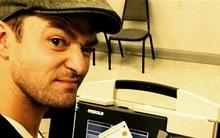 """Mải mê """"sống ảo"""" khi bầu cử, Justin Timberlake có nguy cơ phải ngồi tù"""