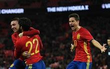 Thủng lưới 2 bàn trong 7 phút, Anh đánh rơi chiến thắng trước Tây Ban Nha