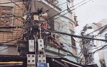 Hà Nội xếp thứ 3 trong BXH 12 nước có hệ thống dây điện gây sốc nhất thế giới