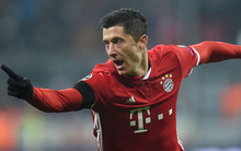 Bayern hạ gục Atletico nhưng vẫn mất ngôi đầu về tay đối thủ