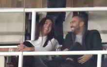 Bạn gái mới công khai đến Bernabeu cổ vũ Ronaldo