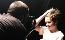 """""""Đạp lên dư luận"""", Victoria hào hứng khoe ảnh Cruz Beckham quay MV mới"""